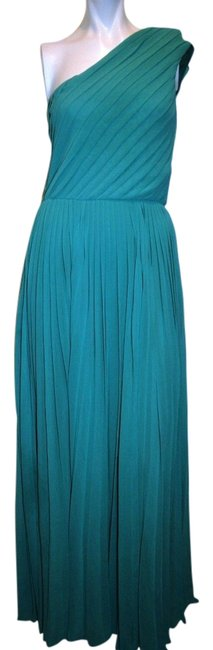 Preload https://img-static.tradesy.com/item/15709699/halston-green-heritage-one-shoulder-maxi-long-formal-dress-size-4-s-0-1-650-650.jpg