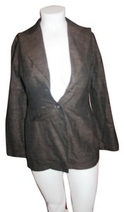 Dries van Noten Dries Van Noten Brown Blazer