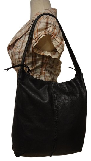 Preload https://item3.tradesy.com/images/christopher-kon-tassels-black-leather-hobo-bag-15710302-0-1.jpg?width=440&height=440
