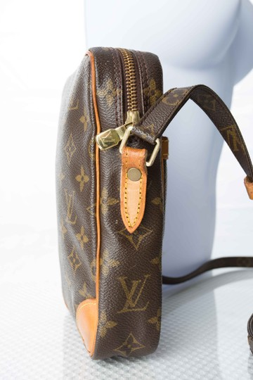 Louis Vuitton Danube Monogram Shoulder Messanger Cross Body Bag