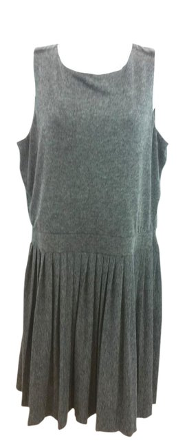 Preload https://img-static.tradesy.com/item/15710458/cynthia-rowley-sleeveless-gray-stretchy-knee-length-short-casual-dress-size-12-l-0-1-650-650.jpg