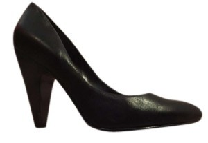 Jessica Simpson Leather black Pumps