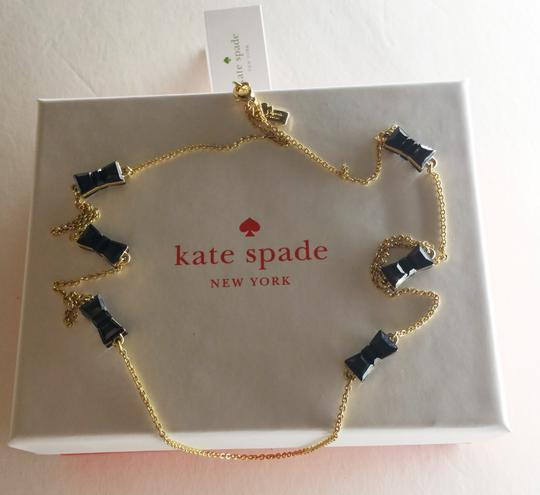 Kate Spade Kate Spade Take a Bow Jackpot Jewel Necklace New in Box Dustbag