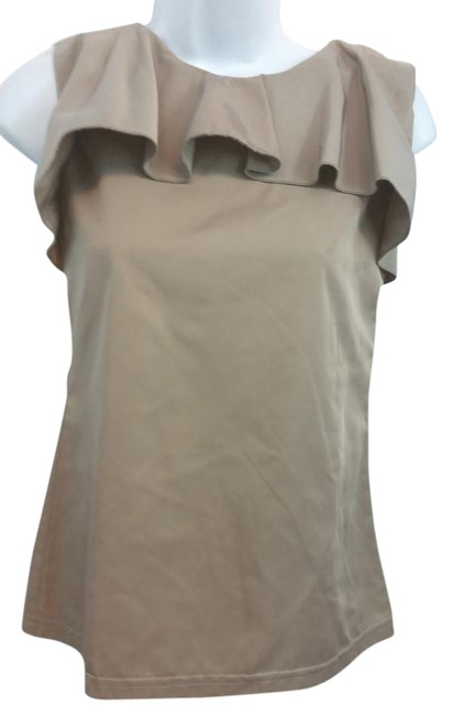 Preload https://item1.tradesy.com/images/ruffled-14-blouse-size-8-m-15711025-0-1.jpg?width=400&height=650
