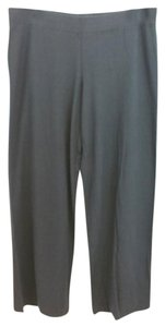 Eileen Fisher Gray Stretchy Pants