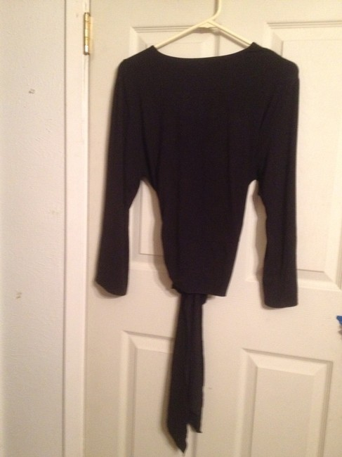 Soma By Chico's Top Black