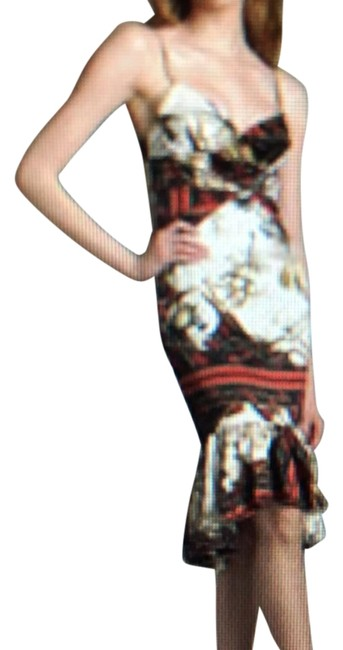 Preload https://item4.tradesy.com/images/just-cavalli-97-polyester-3-spandex-high-low-night-out-dress-size-12-l-15712333-0-1.jpg?width=400&height=650