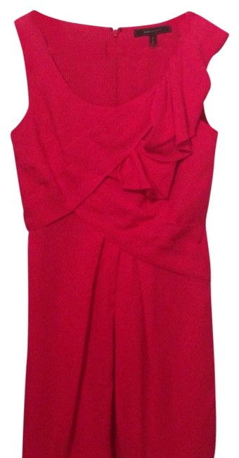 Preload https://item5.tradesy.com/images/bcbgmaxazria-pink-above-knee-cocktail-dress-size-0-xs-15712489-0-1.jpg?width=400&height=650