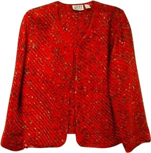 Chico's Top Red - multi