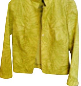 Lafayette 148 New York Lime green Jacket