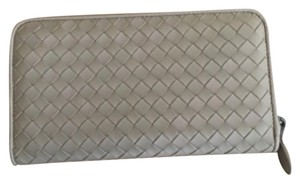Bottega Veneta Wristlet in New Sand