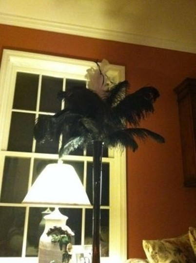 Preload https://item1.tradesy.com/images/black-with-red-and-white-accents-ostich-feather-centerpiece-157145-0-0.jpg?width=440&height=440