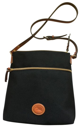 Preload https://item1.tradesy.com/images/dooney-and-bourke-handbag-black-nylon-cross-body-bag-15714580-0-1.jpg?width=440&height=440