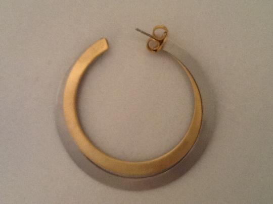 Other Reduced. Hoop Earring Two-tone