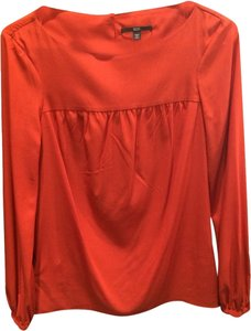 Hugo Boss Top Orange, Red