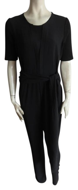 Preload https://img-static.tradesy.com/item/15715465/elie-tahari-black-for-designation-long-romperjumpsuit-size-8-m-0-1-650-650.jpg