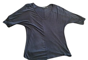 Apt. 9 Dolman Casual Comfy Top Navy