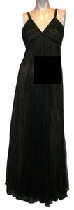 Carmen Marc Valvo Maxi Mesh Dress