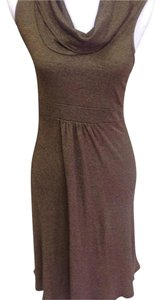 Michael Stars short dress Brown on Tradesy