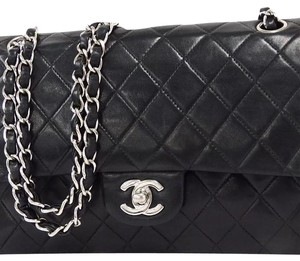 Chanel Jumbo Le Boy Monogram Cc Cross Body Bag