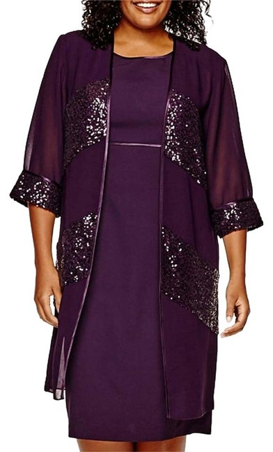 Preload https://img-static.tradesy.com/item/15716446/eggplant-mid-length-formal-dress-size-16-xl-plus-0x-0-1-650-650.jpg