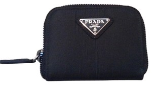 Prada Prada Coin Purse (never used)