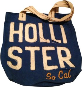 Hollister Tote in Blue