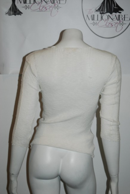 Maje Knit Cotton Sweater