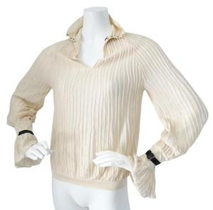 Fendi Ruffle Sweater