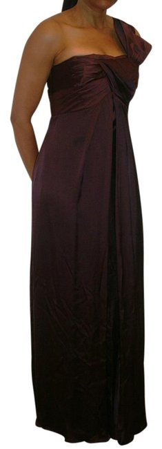 Preload https://item5.tradesy.com/images/kay-unger-eggplant-new-york-deep-purple-color-silk-maxi-long-formal-dress-size-6-s-15717424-0-1.jpg?width=400&height=650