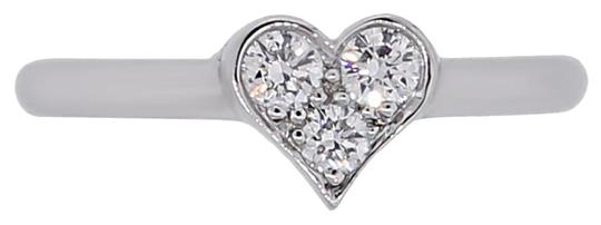 Preload https://item2.tradesy.com/images/tiffany-and-co-white-platinum-diamond-heart-ring-15717466-0-1.jpg?width=440&height=440