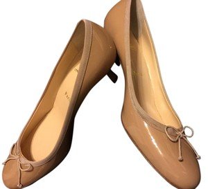 Christian Louboutin Nude Flesh Pumps