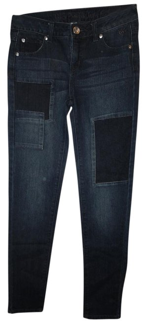 Preload https://item1.tradesy.com/images/justice-denim-medium-wash-patch-straight-leg-jeans-size-16-xl-plus-0x-15718030-0-1.jpg?width=400&height=650