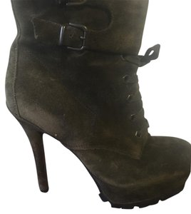 Sam Edelman Forest Green Boots