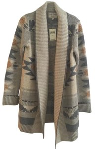 Lucky Brand Sweater Cardigan Coat