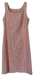 CAbi Boucle Sleeveless Dress
