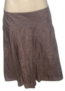 White House | Black Market Maxi Skirt Brown