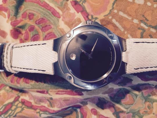 Movado Movado SE Sports Edition Vintage Denim Unisex Watch