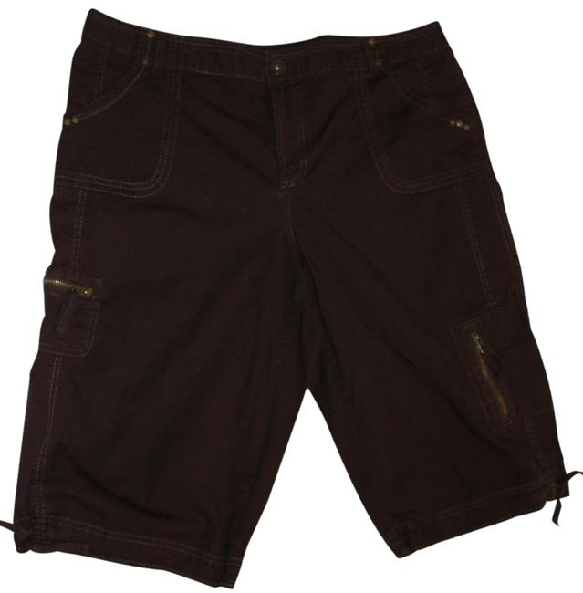 Preload https://item4.tradesy.com/images/style-and-co-brown-with-zippered-cargo-pockets-light-weight-cotton-capris-size-18-xl-plus-0x-15719548-0-1.jpg?width=400&height=650