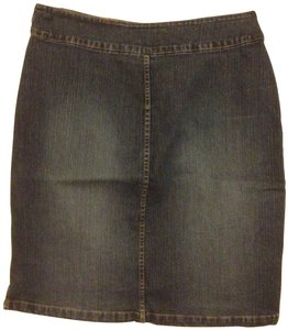Route 66 Skirt dark wash