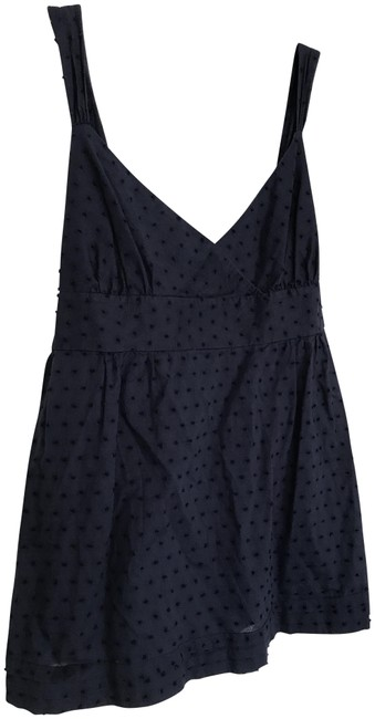 Preload https://item5.tradesy.com/images/jcrew-navy-dotted-swiss-tank-topcami-size-6-s-15720079-0-3.jpg?width=400&height=650
