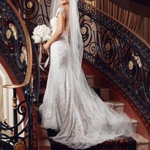 Galia Lahav Madonna Gown Wedding Dress