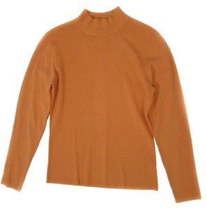Juliana Collezione Turtleneck Long Sleeve Sweater