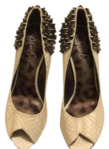 Sam Edelman Cream Platforms