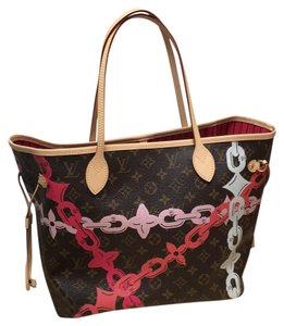 Louis Vuitton Tote in Pink Palms springs REDUCED!!!!