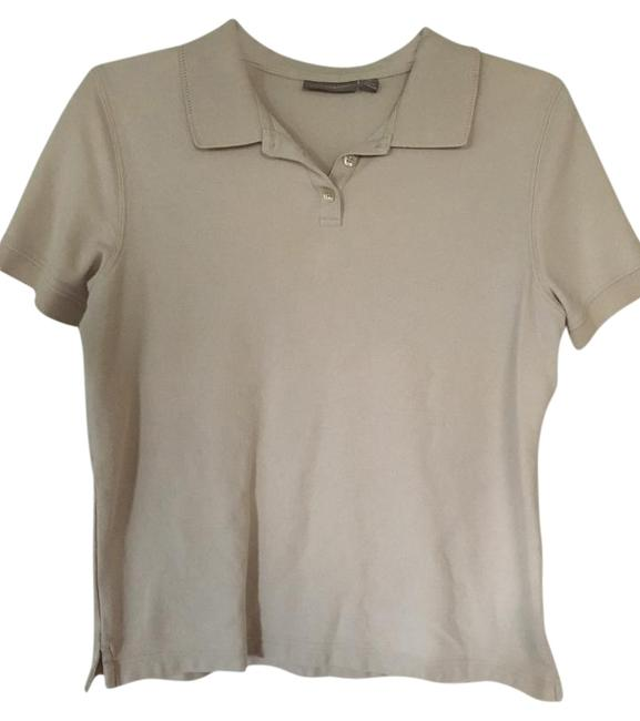 Preload https://item2.tradesy.com/images/croft-and-barrow-beige-polo-blouse-size-10-m-15720676-0-1.jpg?width=400&height=650