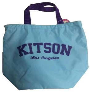 Kitson Tote in Light blue
