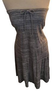 Hard Tail short dress Heather grey on Tradesy