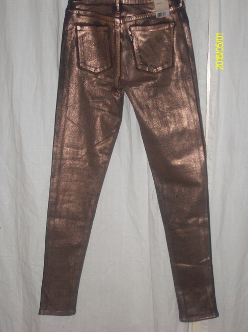 Levi's Skinny Pants Copper