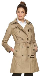 London Fog Rain Trench Raincoat